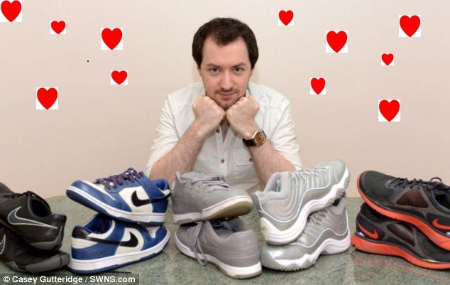 sneaker salesman