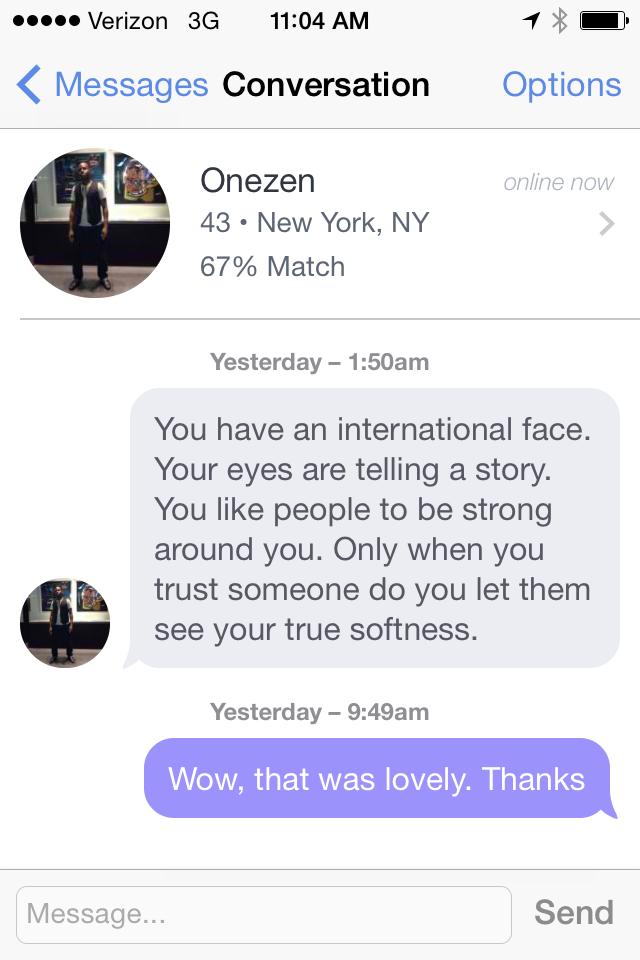 onezen clairvoyant