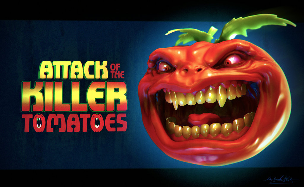 http://mitchgrave.deviantart.com/art/Attack-of-the-Killer-Tomatoes-509991194