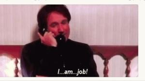 I am job.